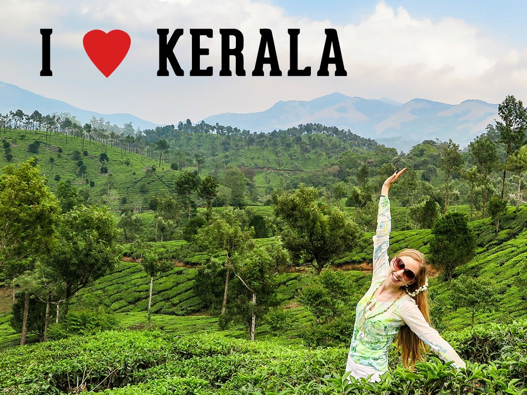 Some places are just way too easy to fall in love with. See why it's like that with the Indian state of Kerala.