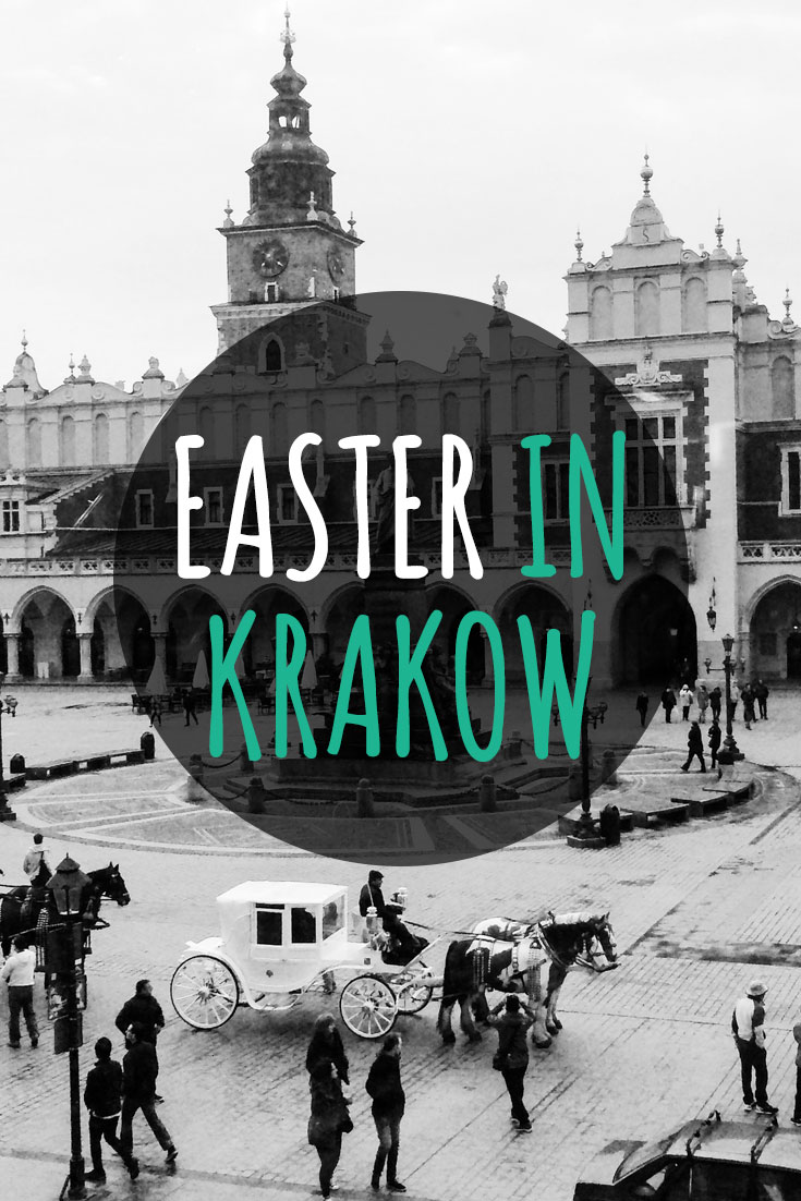 What to do in Easter in Krakow? There's plenty of things to do, even though Easter time is much quieter than any other time. See what places are open and what you can do in the amazing city that Krakow is. #krakow #easter #poland #europe