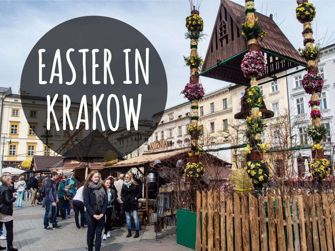 Easter in Krakow, Poland