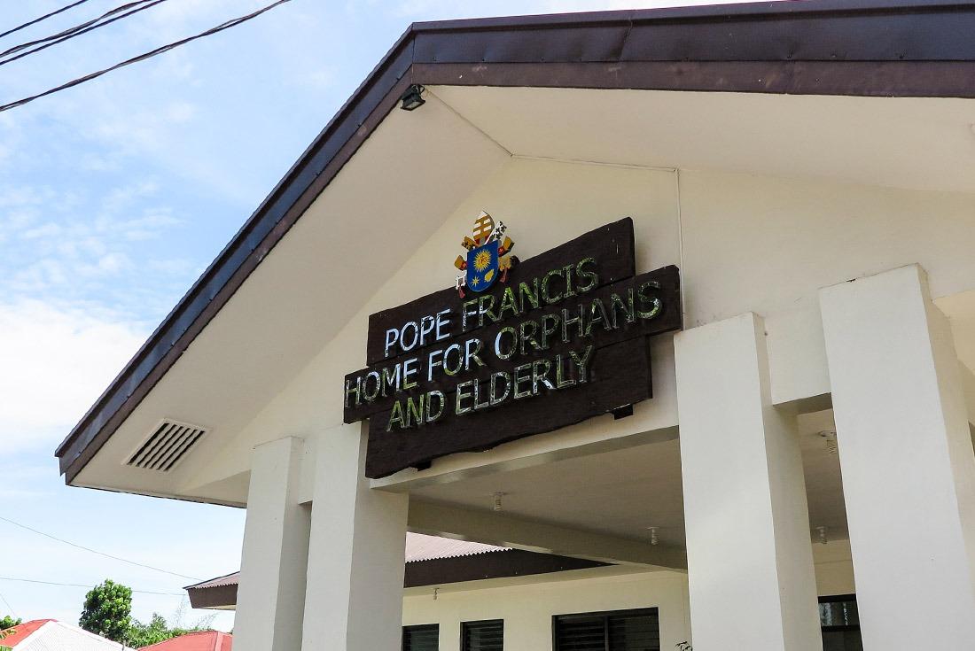 Kkottongane Center in Tacloban, Philippines