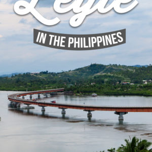Leyte, a province in the Philippines, is an amazing place worth discovering, which lies off the beaten path. Base yourself in Tacloban, the capital, and make day trips around. The area was badly hit by a typhoon a few years back, but is now back to normal, standing strong and looking towards future with hope.