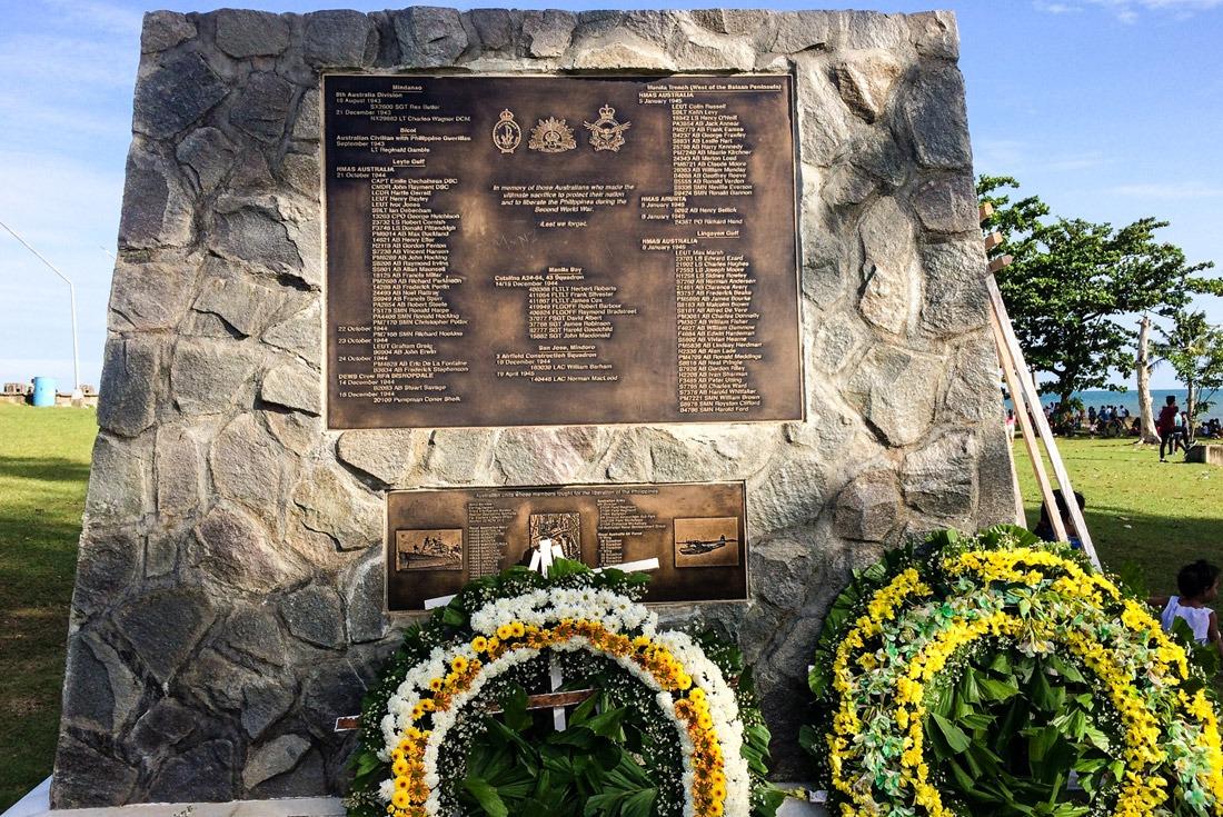 McArthur Landing Memorial in Tacloban, Leyte