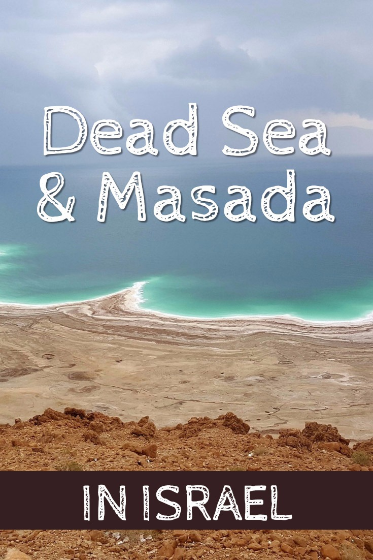 Visit the Dead Sea in Israel and don't leave out the impressive ruins of Masada fortification. Ideal as a day trip from Jerusalem or Tel Aviv.