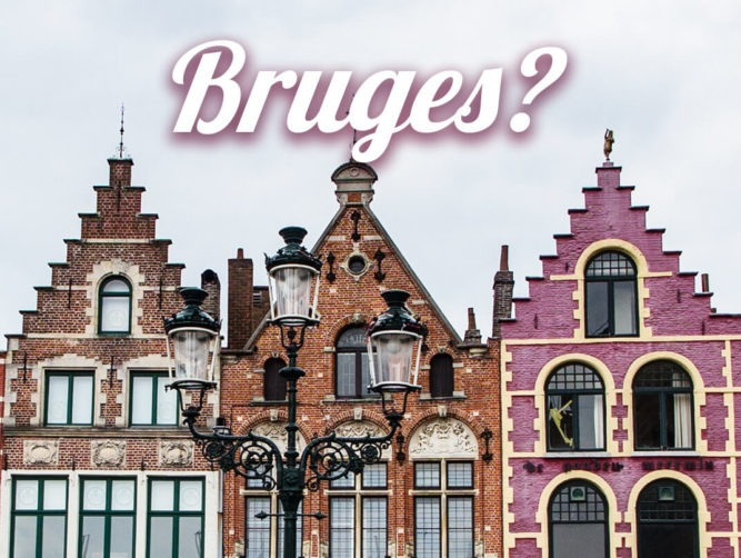 Is Bruges worth visiting? After a few visits, I can draw some conclusions. And I have a great solution for you, which doesn't involve leaving Bruges totally out!