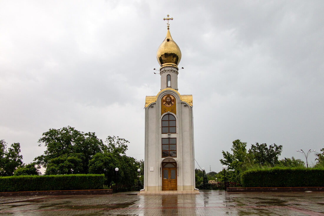 An Orthodox Chapel in Tiraspol