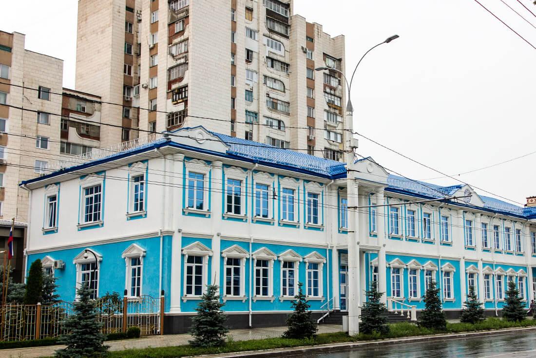 Modern architecture in Tiraspol, Transnistria