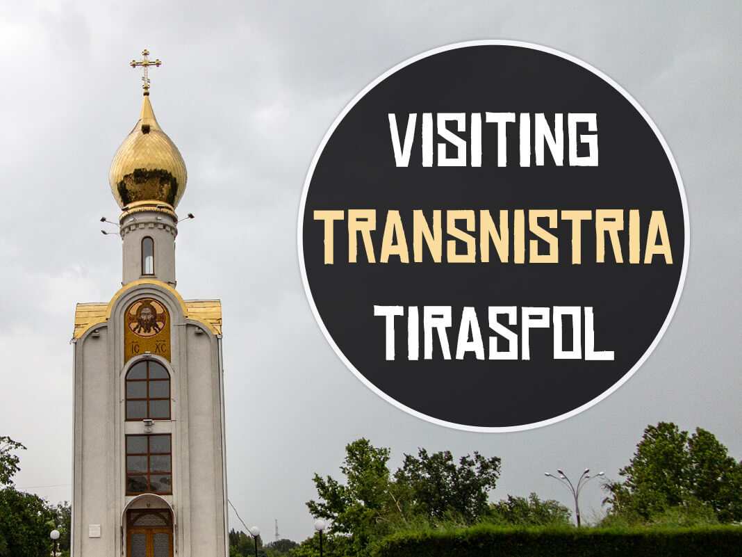 8 Things to do in Tiraspol, Transnistria