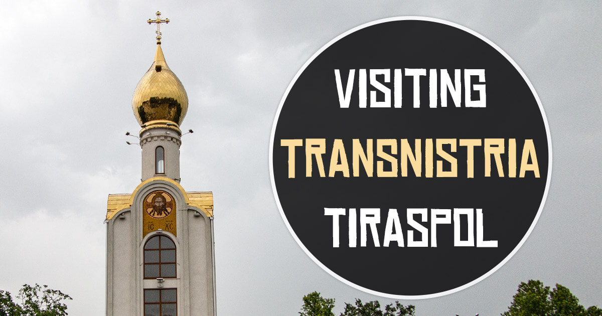8 Things to Do in Tiraspol, Transnistria, a Bastion of Soviet Tourism
