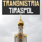 Things to do in Transnistria, Tiraspol: Check out this bizarre place to see what a country stuck in time feels like. From Soviet relics to occasional signs of modernity, Tiraspol will not disappoint. Visit Tiraspol and Transnistria from Moldova and see what there's to do. #transnistria #tiraspol #offthebeatenpath
