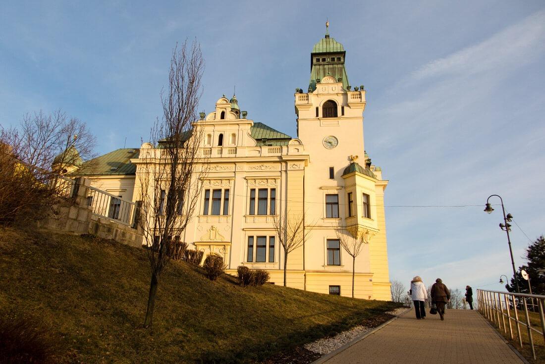 Silesian Ostrava Town Hall