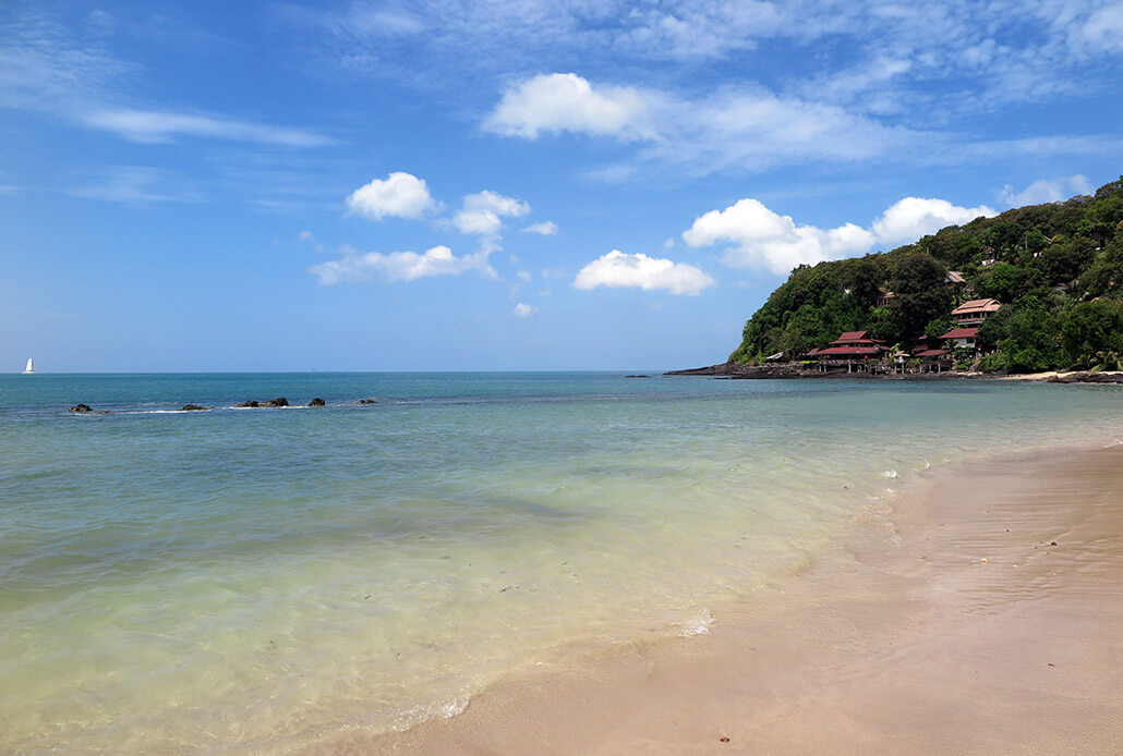 Ao Mai Pai: one of the best beaches in Koh Lanta
