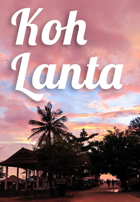 What to do in Koh Lanta, Thailand's laid-back island? There's plenty of things to do, except from the obligatory beach time. You'll find amazing street food, friendly people and plenty of activities. Check out my guide to Koh Lanta, Thailand.