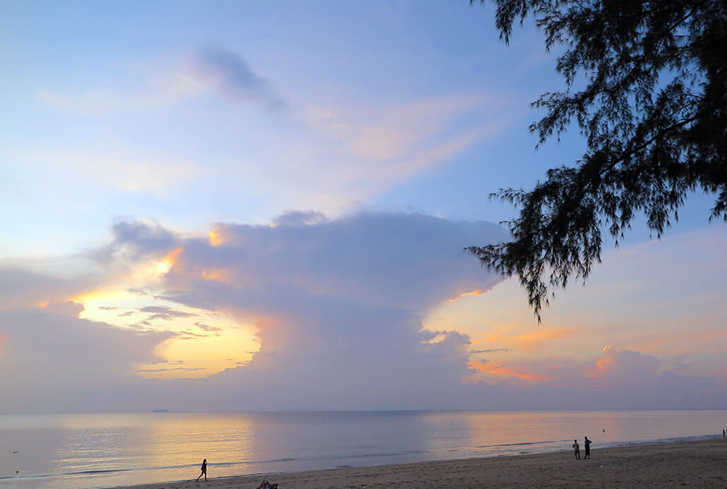 Phra Ae Beach - actually just northern extension of Long Beach (Koh Lanta, Thailand)
