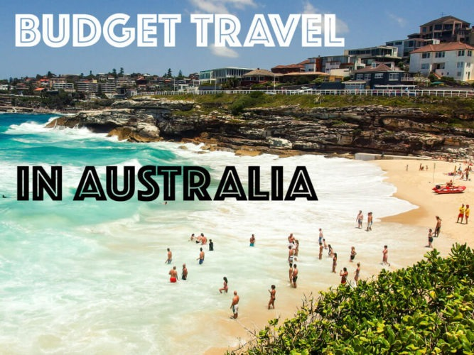 How to save when travelling in Australia