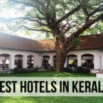 Best hotels in Kerala, India