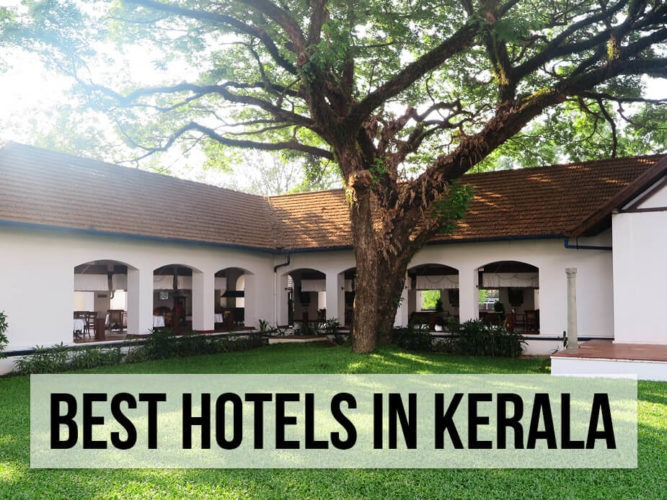Best hotels in Kerala, India