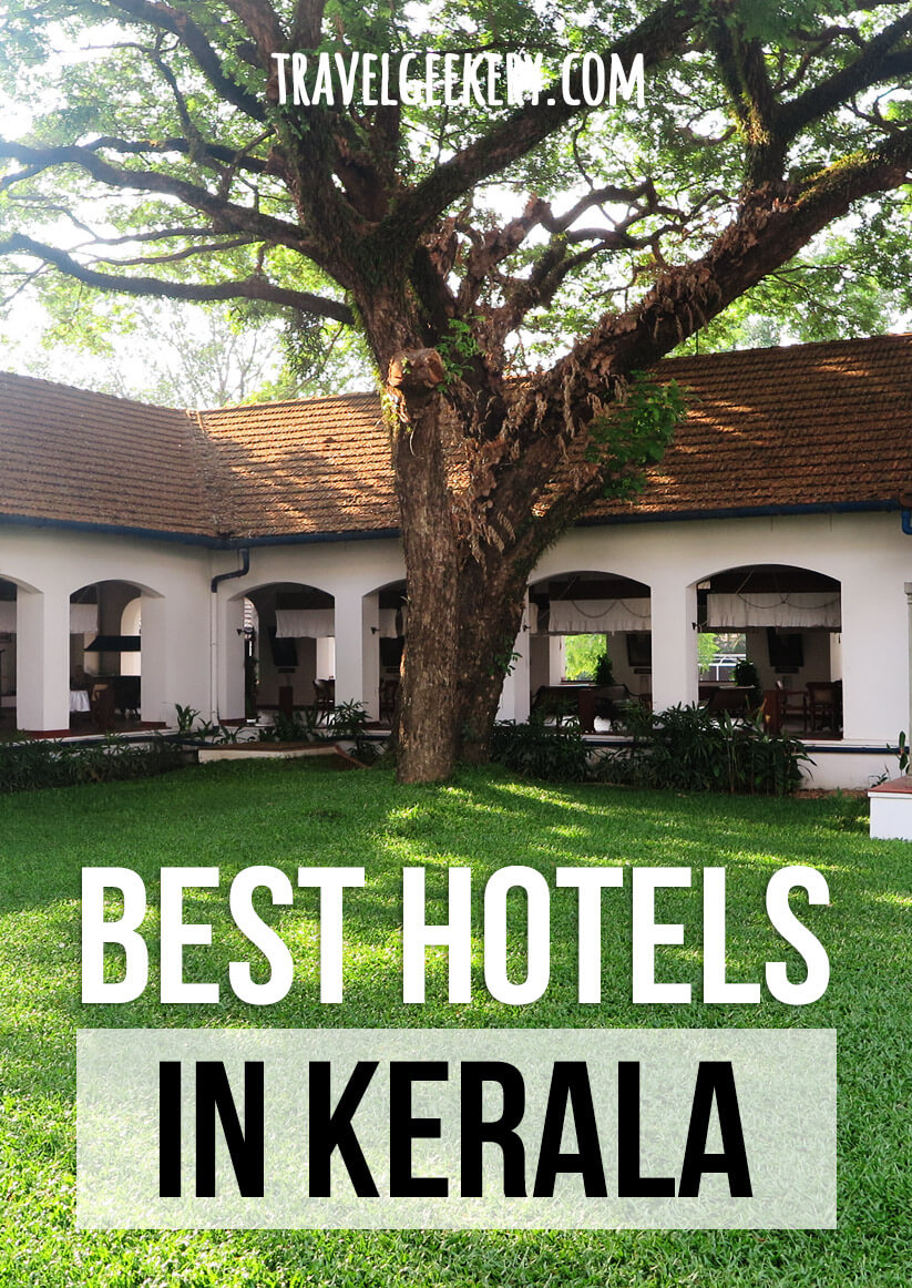 Brunton Boatyard was my absolute favorite luxury hotel in Kerala. See other 4 hotels I totally loved and stayed at while exploring Kerala. #kerala #india #kochi #cochin #hotel