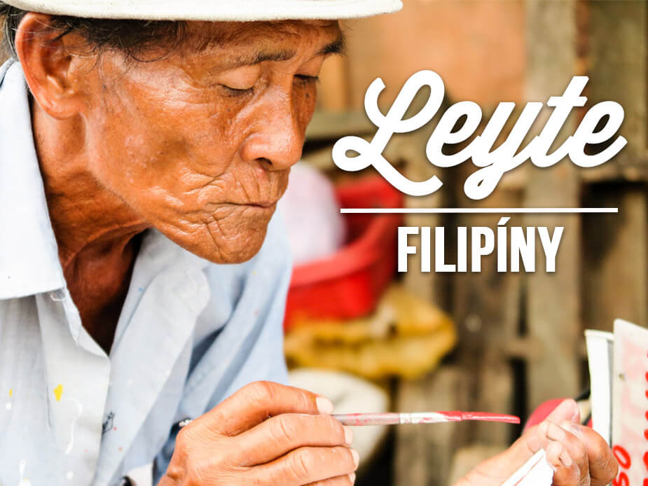 Cestování po Taclobanu a Leyte na Filipínách