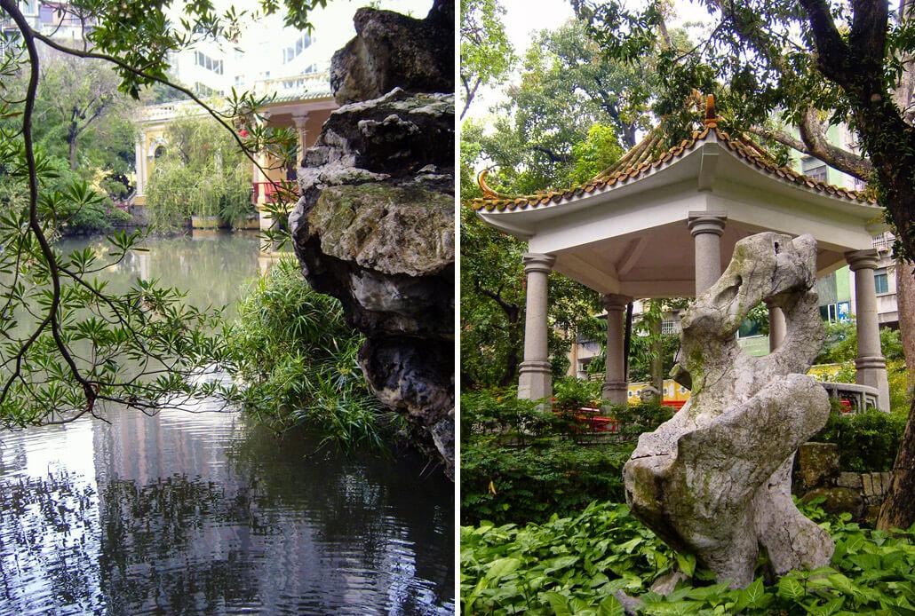 Lou Lim Leoc Garden Macau
