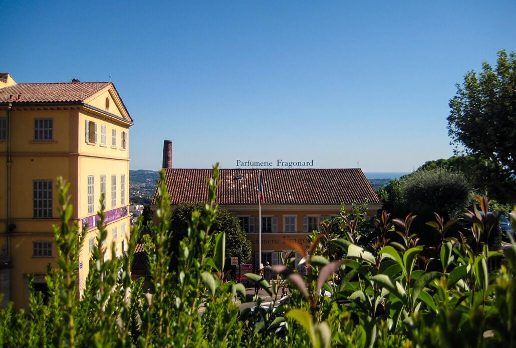 Fragonard Grasse France