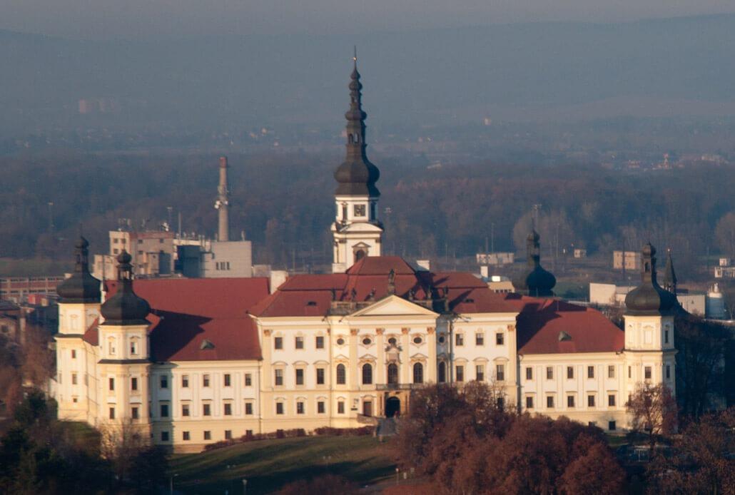 Hradisko Monastery Olomouc