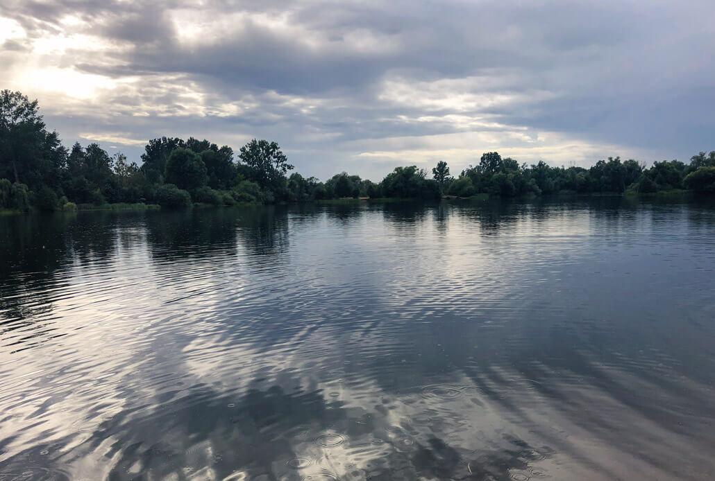 Olomouc Lake Poděbrady