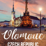 Olomouc, Czech Republic (or Czechia) - the 6th largest Czech town is a hidden gem and shouldn't be missed when you visit the Czech Republic. Ready my post about things to do in Olomouc and what to see. #offthebeatenpath #czechia