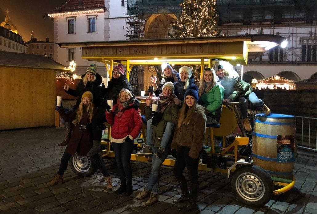 Olomouc Beer Bike
