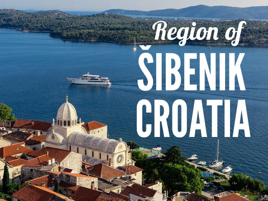 Šibenik Region Croatia