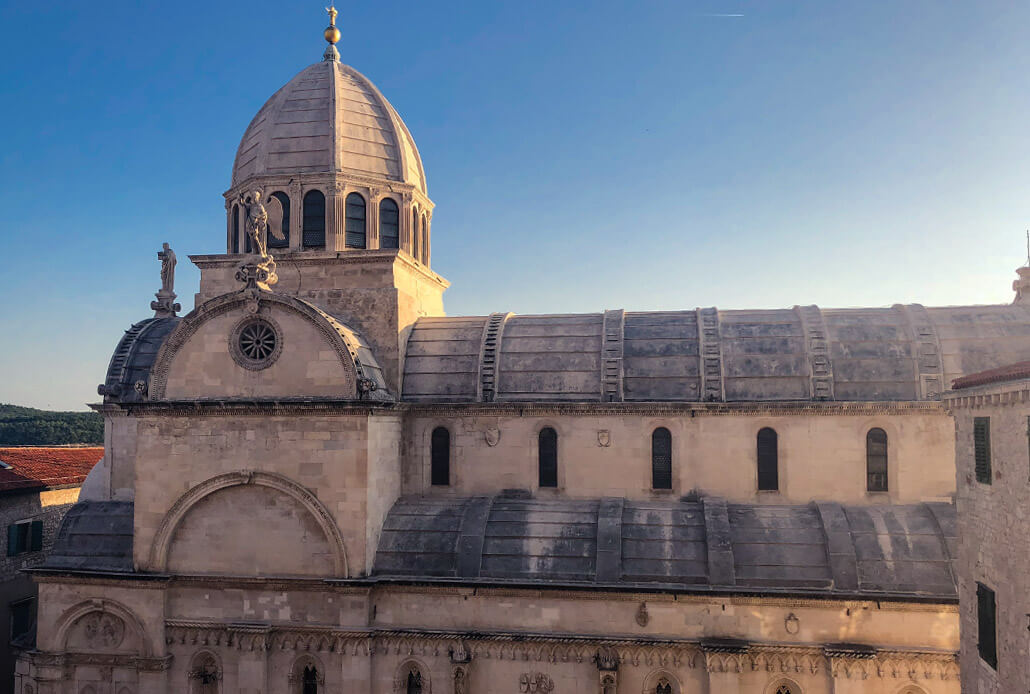 St. James Cathedral - the best of what to see in Sibenik