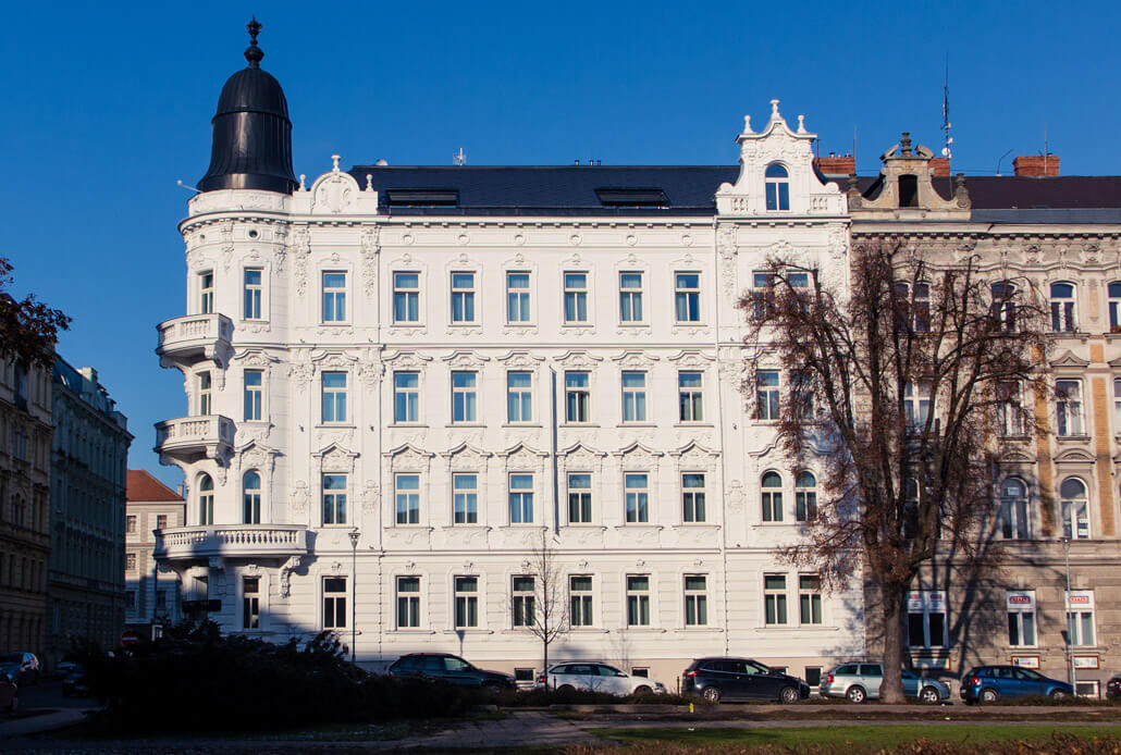 Theresian Hotel - Accommodation Olomouc