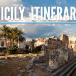 One week in Sicily (East)
