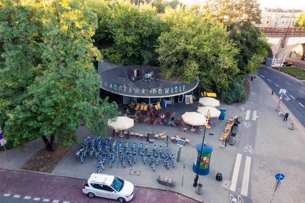 Warszawa Powiśle Bar & Restaurant Poland