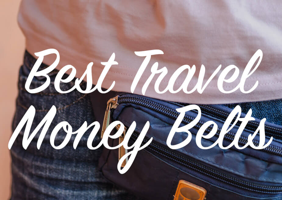 Review of the Best Travel Money Belts