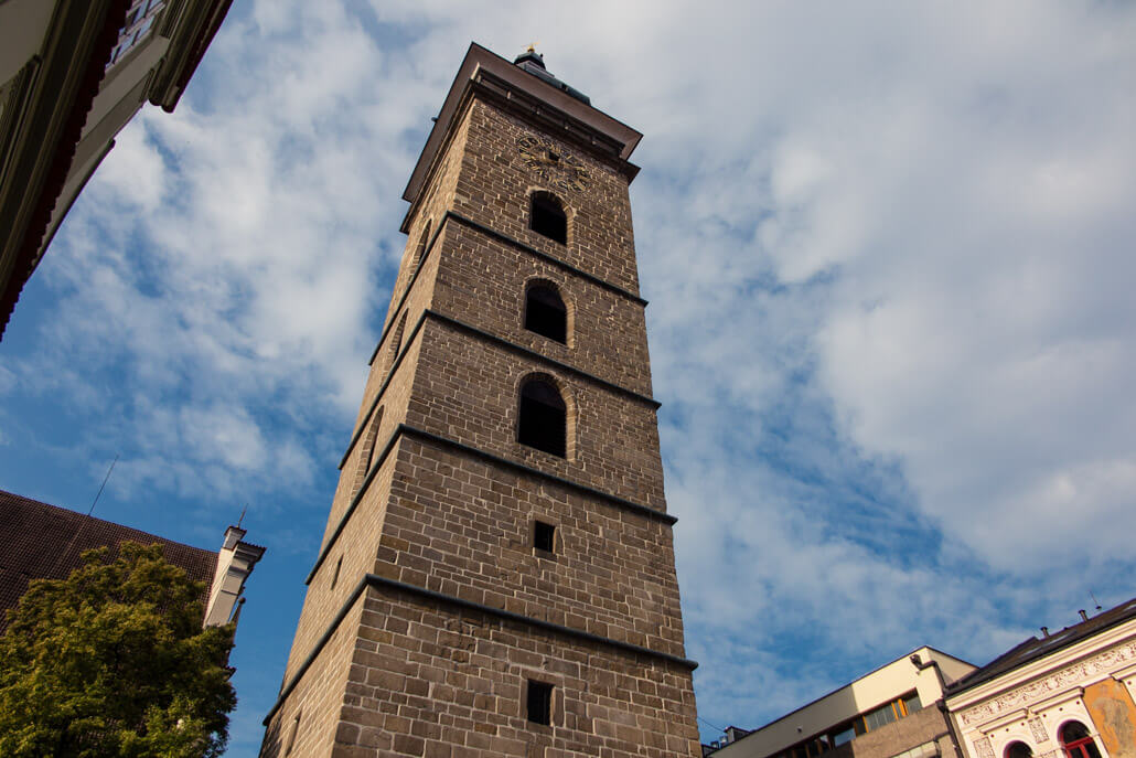 Black Tower Ceske Budejovice