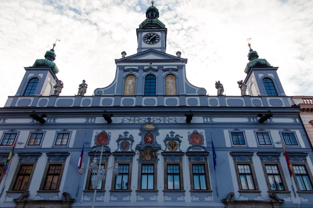 Ceske Budejovice City Hall