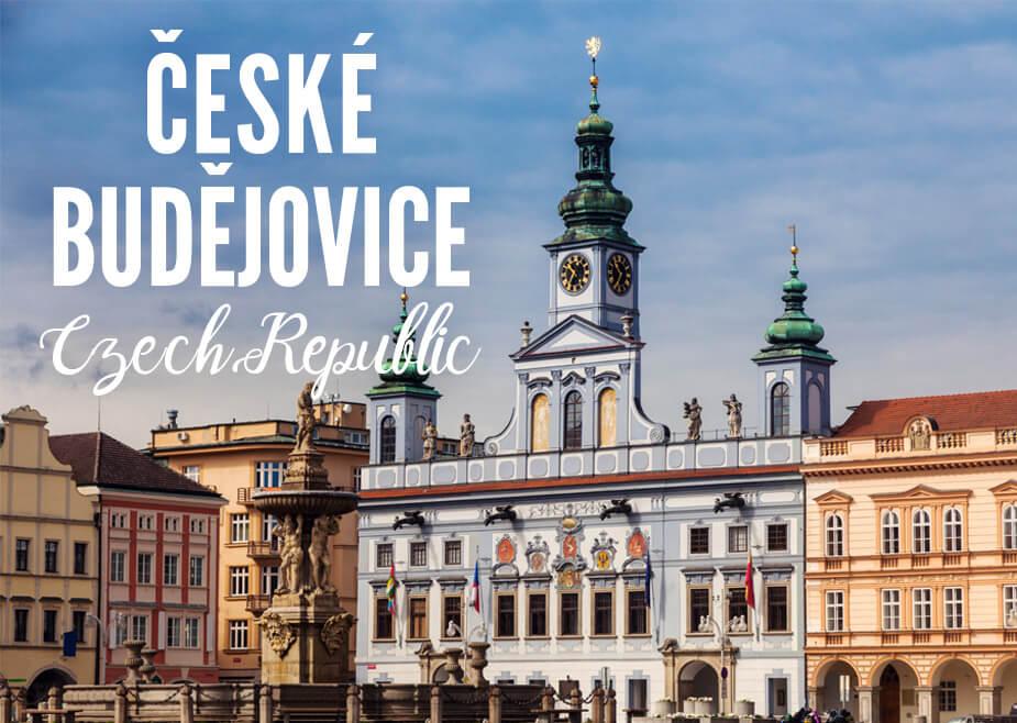 Ceske Budejovice Czech Republic