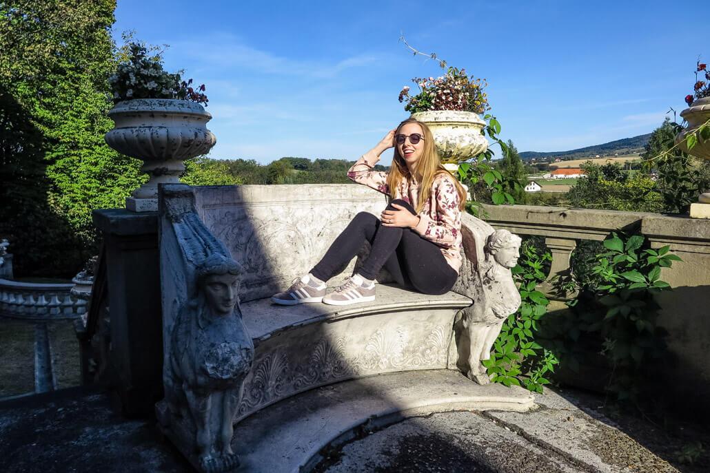 Behind Długosz Palace Gorlice