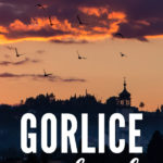 Gorlice Poland: The City of Light, where crude oil has flown naturally… Travel to Poland's Lower Beskid and discover the beautiful places, culture and Lemko people. Look forward to stunning wooden churches and learning about history of the Battle of Gorlice. Just a few hours away from Krakow! Read my tips on Gorlice. #poland #centraleurope #easterneurope #offthebeatenpath