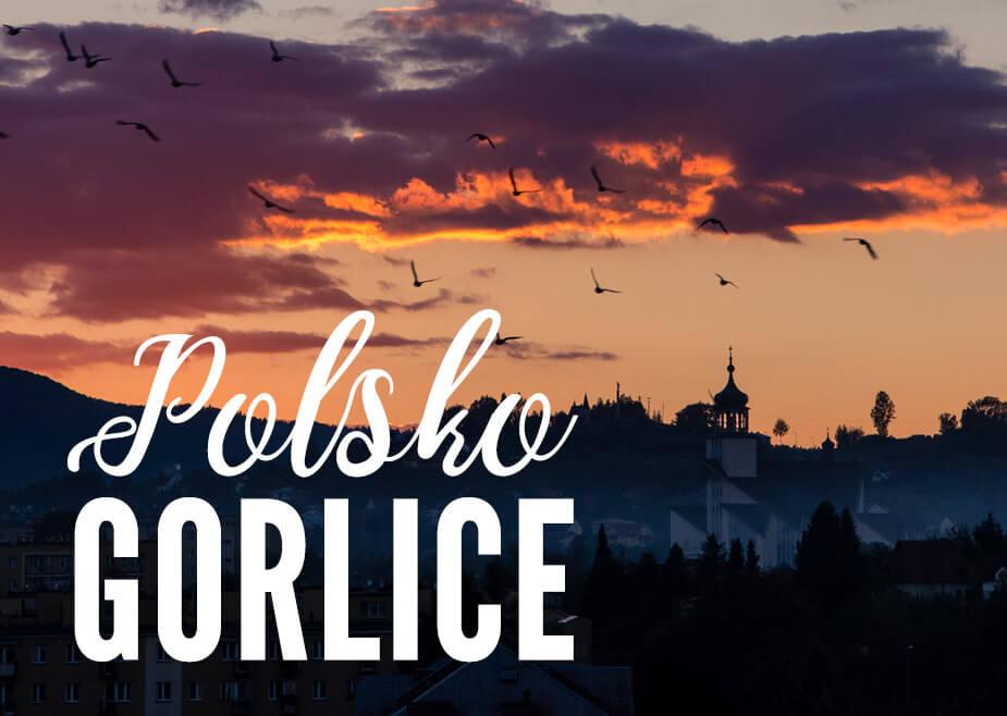 Gorlice - Město světla