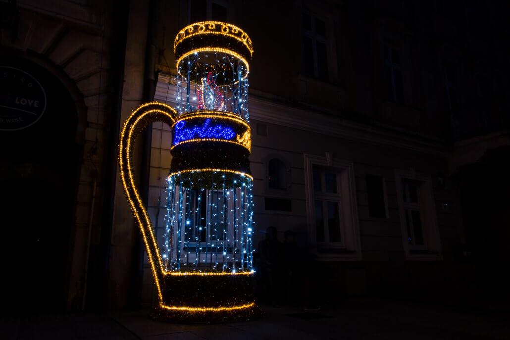 Kerosene lamp Gorlice