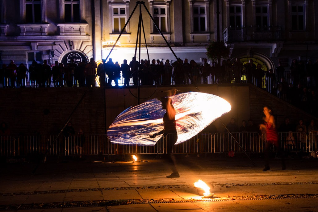 Playing with fire in Gorlice