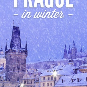 Experience what a winter in Prague is like and travel to one of the most magical cities in Europe during Christmas time or anytime in winter. There are still many things to do in Prague in winter, including Christmas markets, sightseeing (Old Town and more), … See my tips as a Prague local, including a lot of pictures to show you Prague winter. #winter #prague #europe