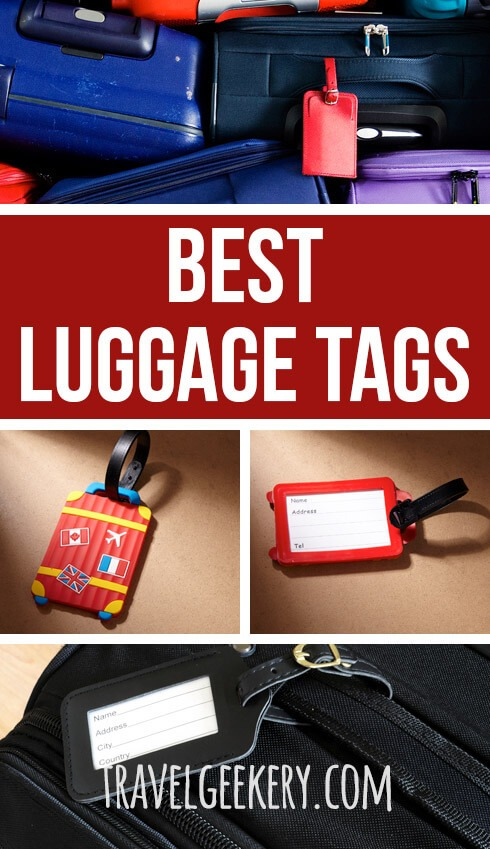 Here S An Overview Of The Best Luggage Tags For International Travel But Actually Any