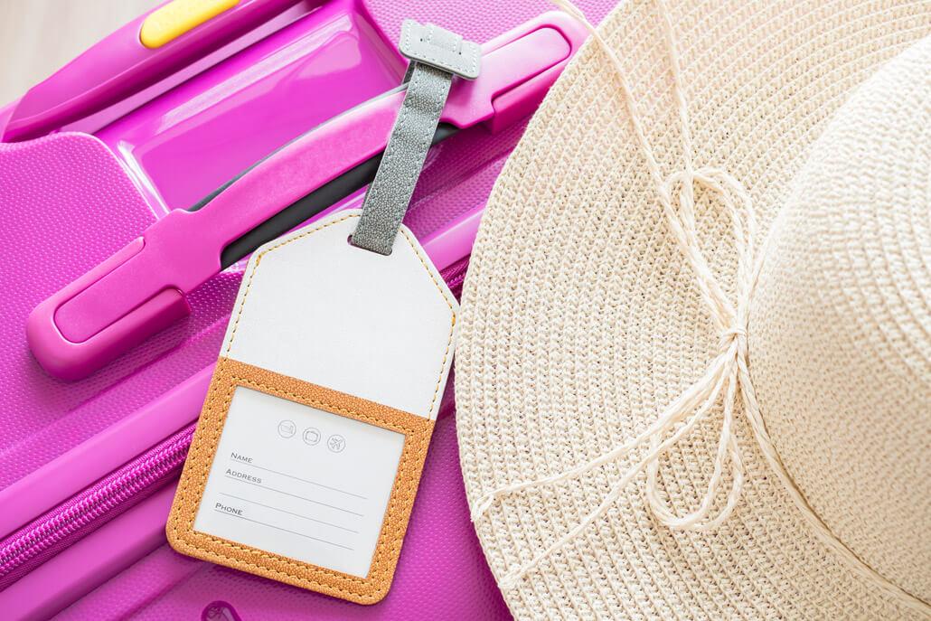 Luggage tag match