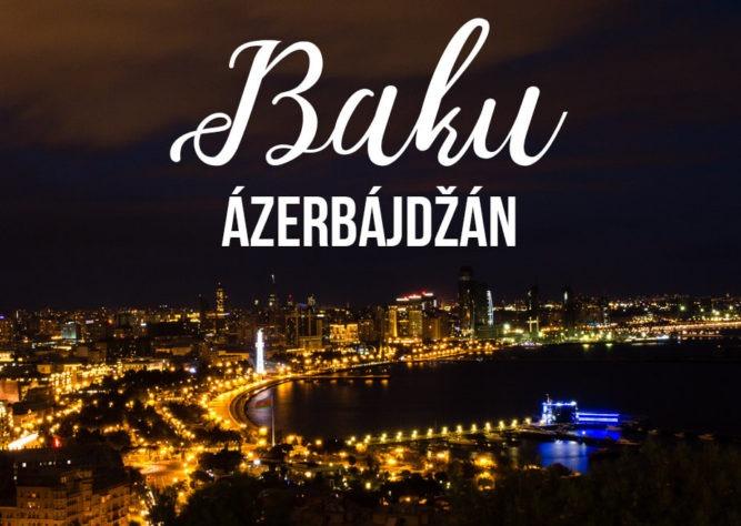 Baku Ázerbájdžán