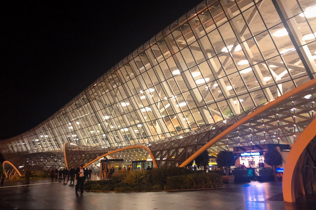 Baku International Airport