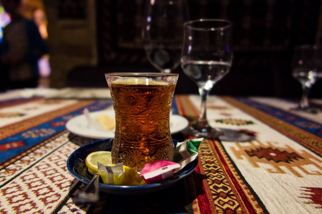 Baku Tea Culture