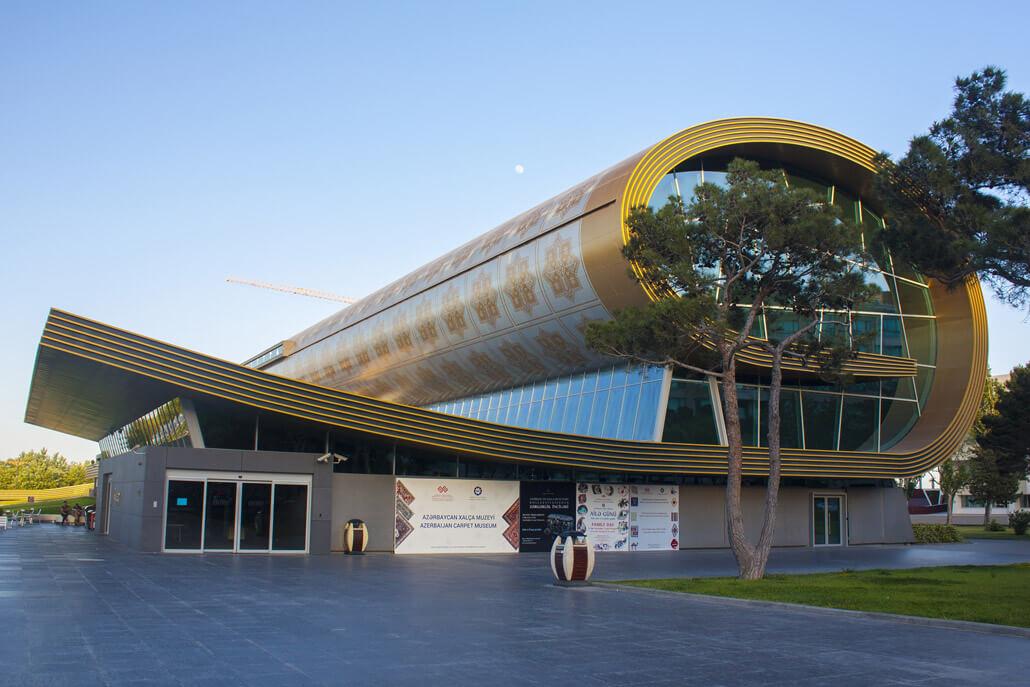 Baku's Carpet Museum
