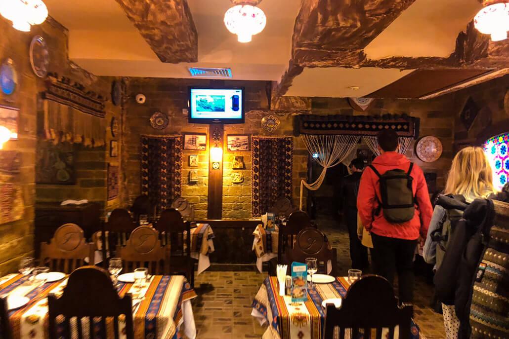 Firuza Restaurant Baku